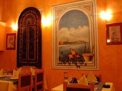 Rumanía y Marruecos: Restaurante l'Harmattan
