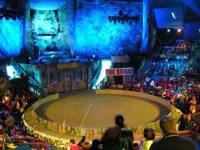 El circo de Bucarest
